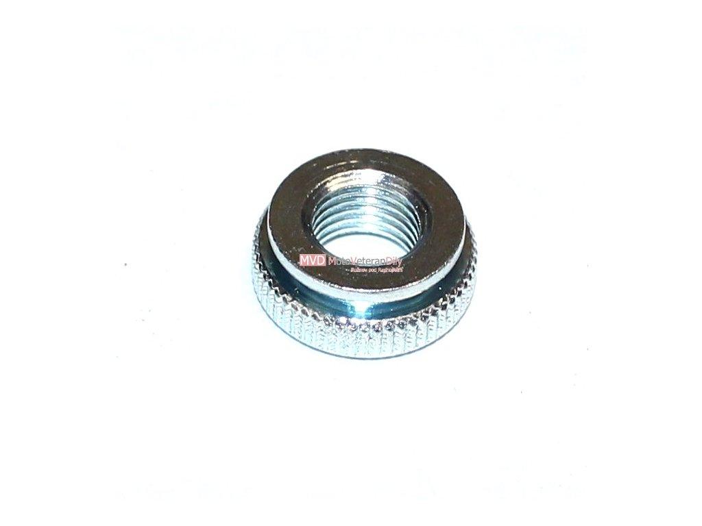 Matice na ventilek - radlovaná