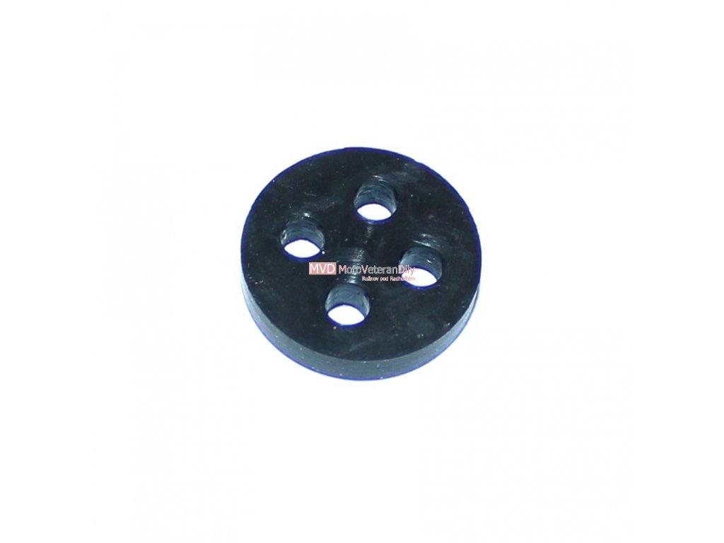 Gumička do kohoutu paliva - (Simson , MZ) 16x3 mm
