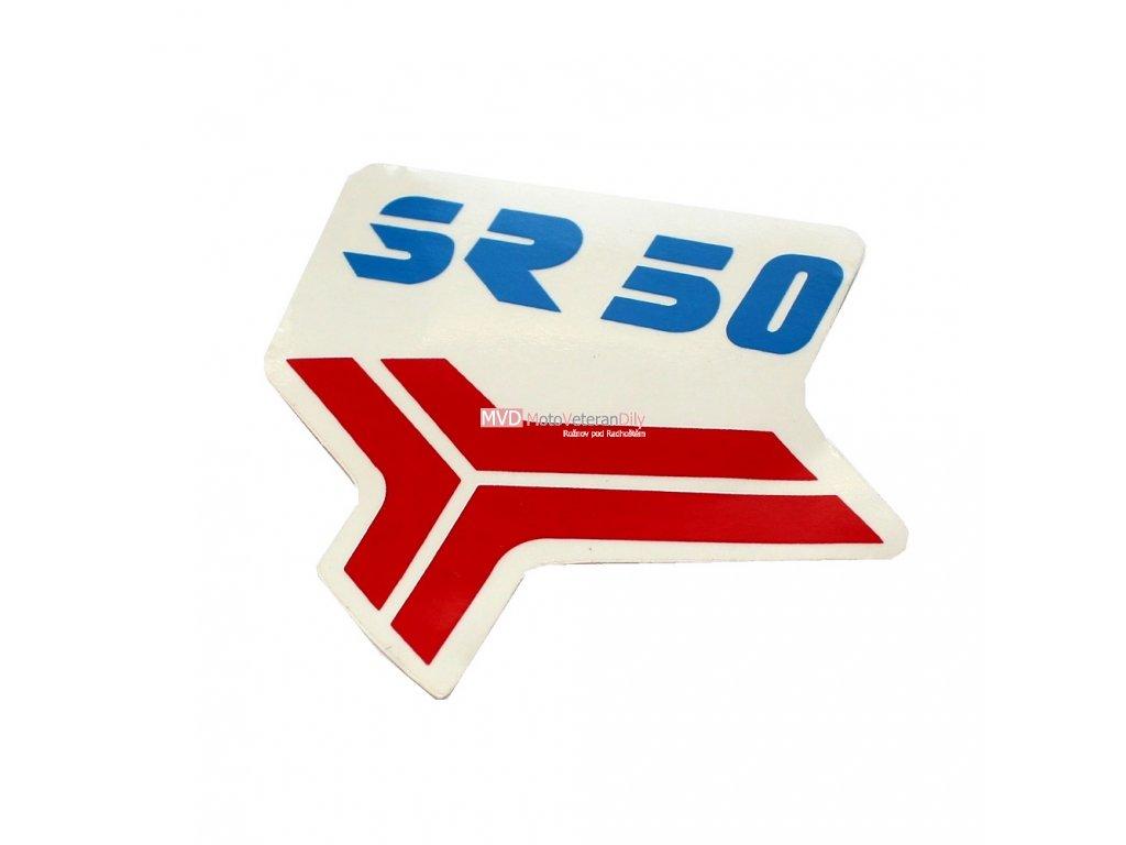 Nálepka na Simson Skutr - (SR50)