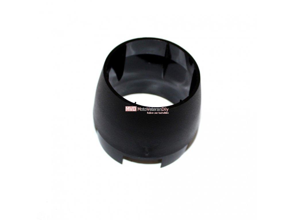 Plastové pouzdro na tachometr nebo otáčkoměr - (Simson)