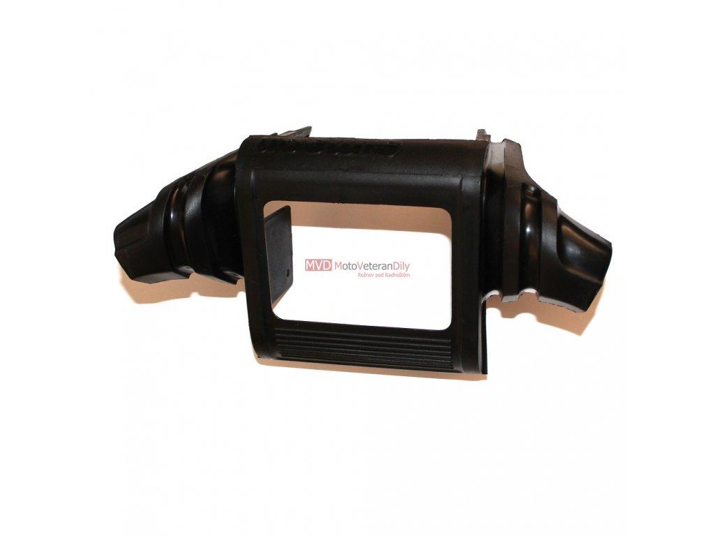 Kryt řídítek na Simson skutr - (plastový)