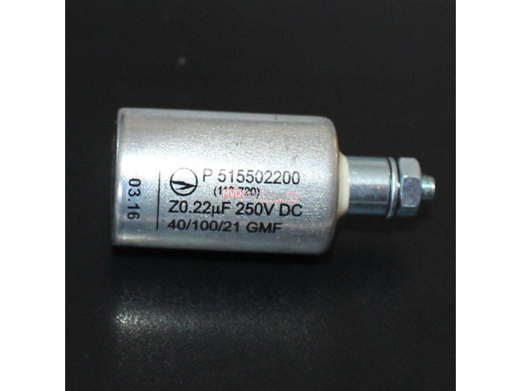 Kondenzátor se šroubem M4 - (Německá výroba)