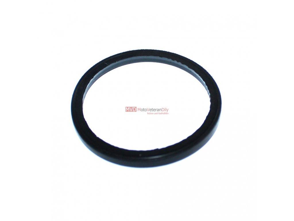 Gumový těsnící kroužek brzdového třmenu (MZ 125,150,250 a 251 ETZ) - (pro kotoučovou brzdu)