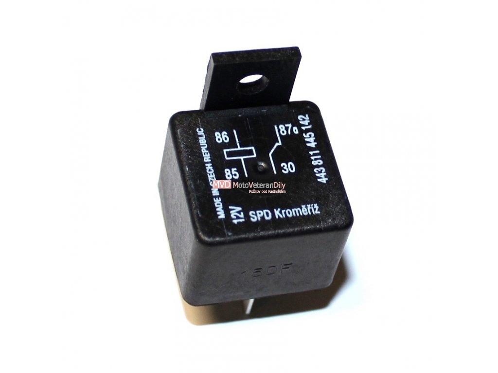 Relé rozpojovací - (k zapalování VAPE 12 Voltů)
