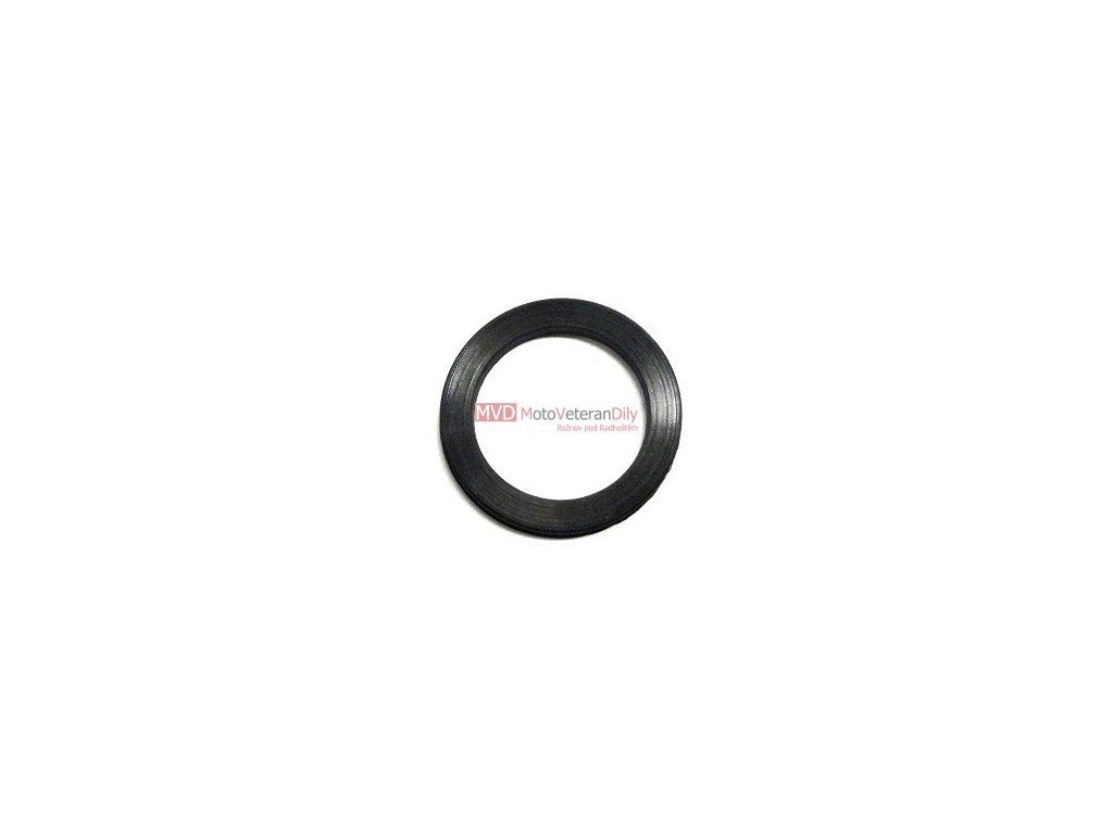 Gumová těsnící podložka startovací hřídele - (Pérák, OHC, Kývačka dvoupáka)