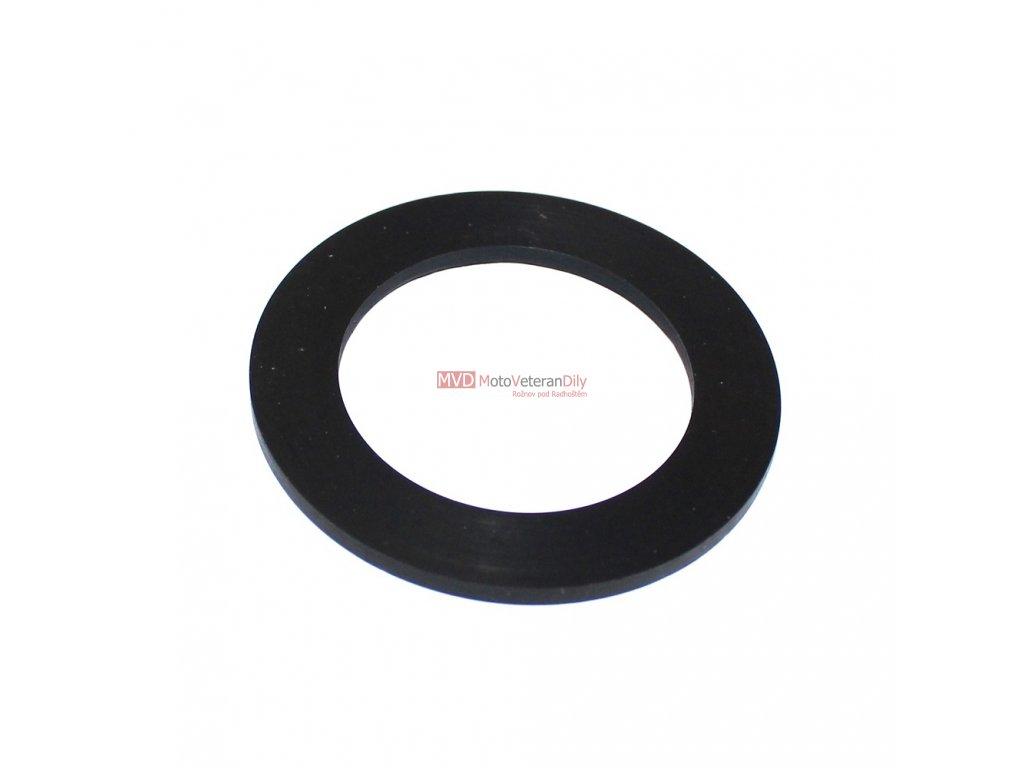 Gumový kroužek na přední vidlici Jawa 500 OHC