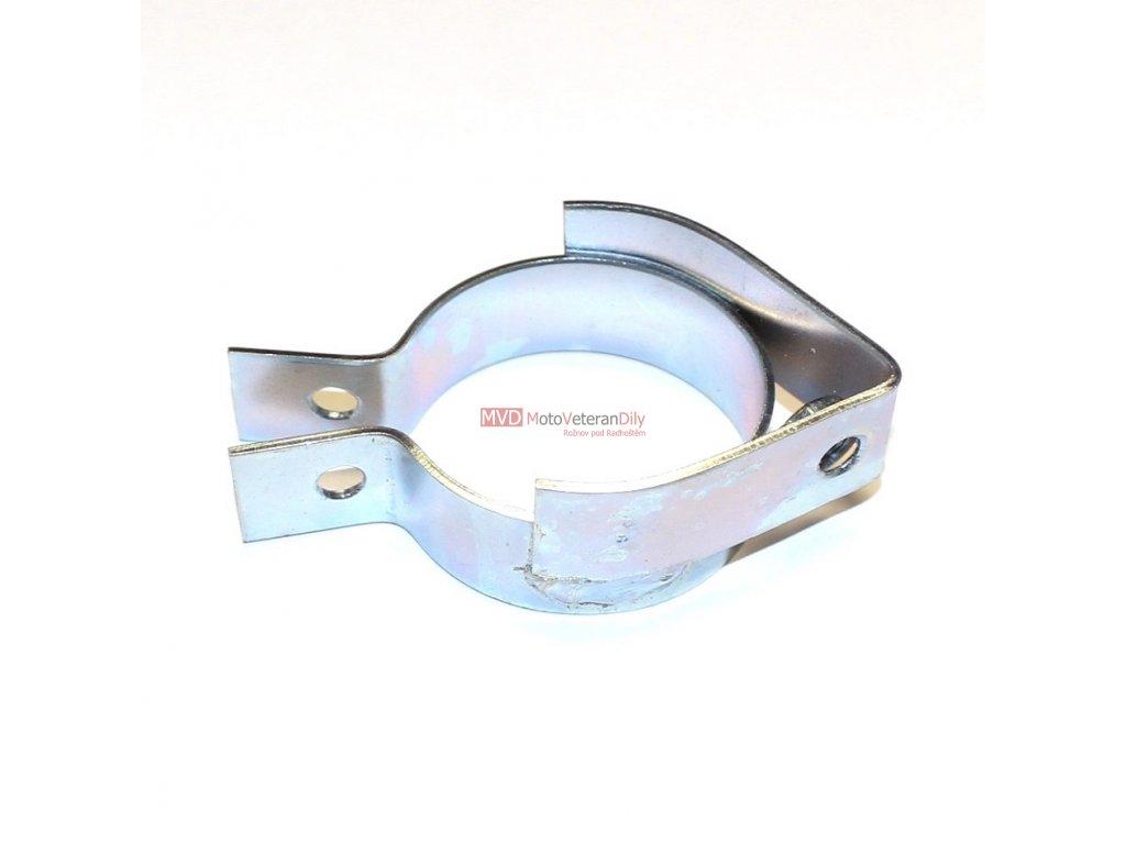 Objímka indukční cívky J555/550 - (na bakelitovou cívku)