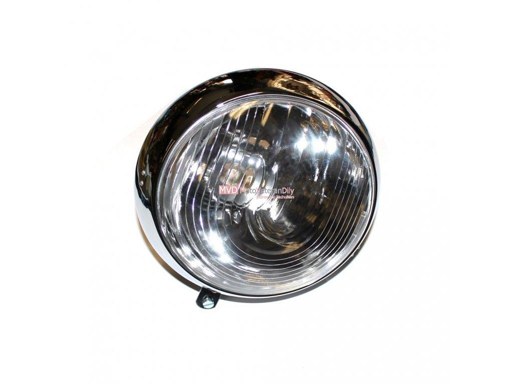 Lampa přední Pérák a Jawa 500 OHC 01 - (chrom)