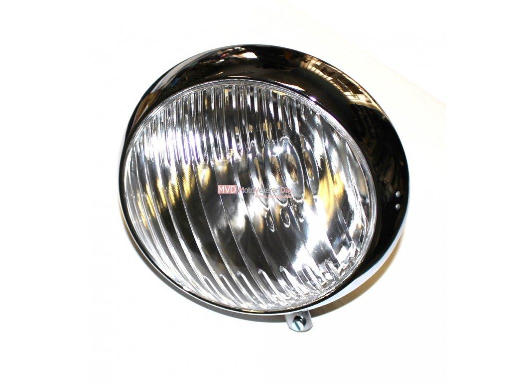Lampa přední Ogar 350 - (poválečný)