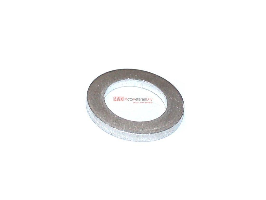 Těsnící podložka 10x16x1,5 - hliníková