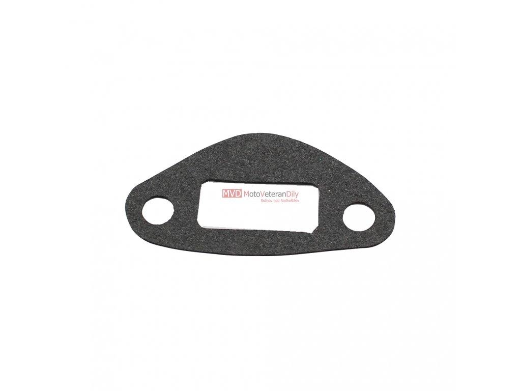 Těsnění saní Čz 150/125C, papírové - 0,5 mm