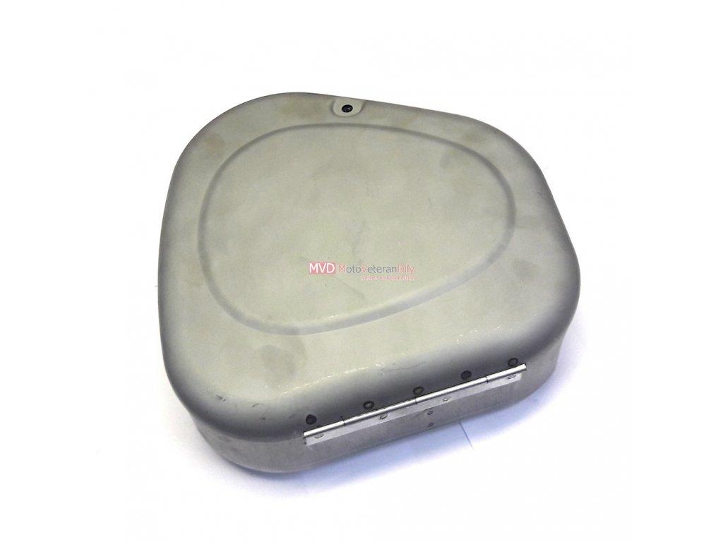 Schránka bateriová na Jawa 500 OHC -  (levá)