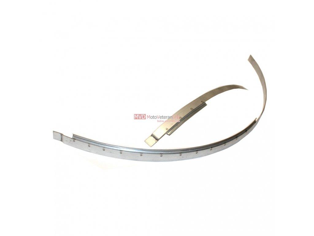 Lišty na kabel do zadního blatníku Pérák - (sada 2. kusů)
