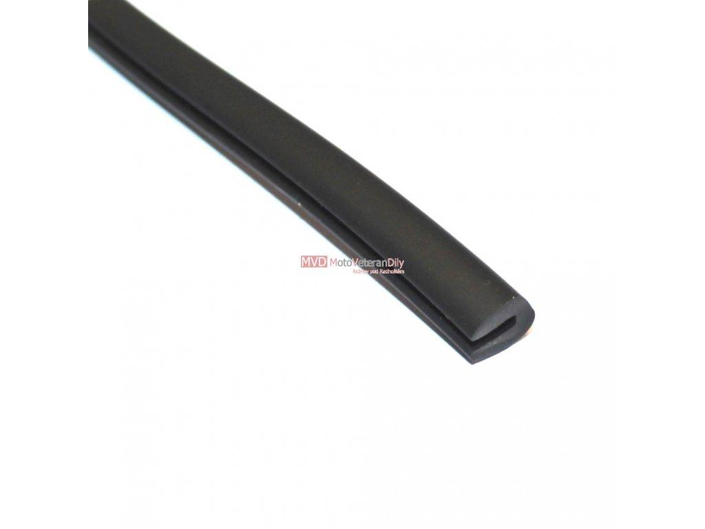 Lemovací guma okolo kastlíků - 1 METR - (schránek)