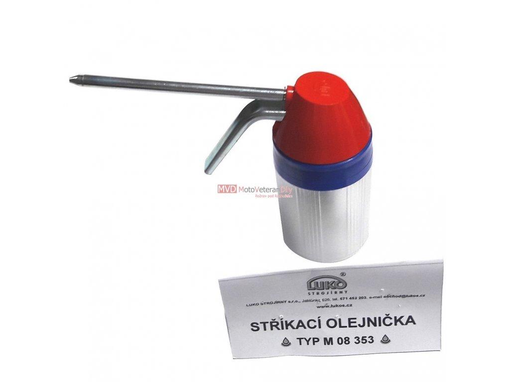 Olejnička plastová 80 ml