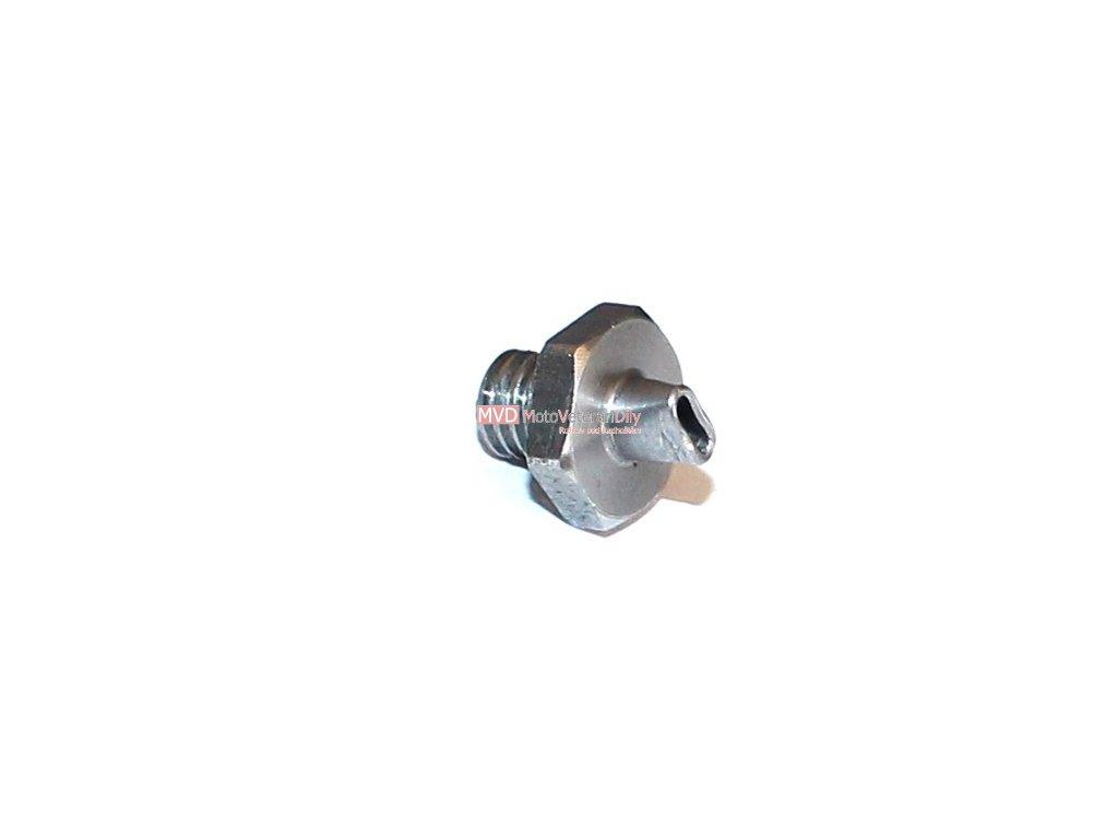 Ventilek na přední vidlici Jawa - ČZ