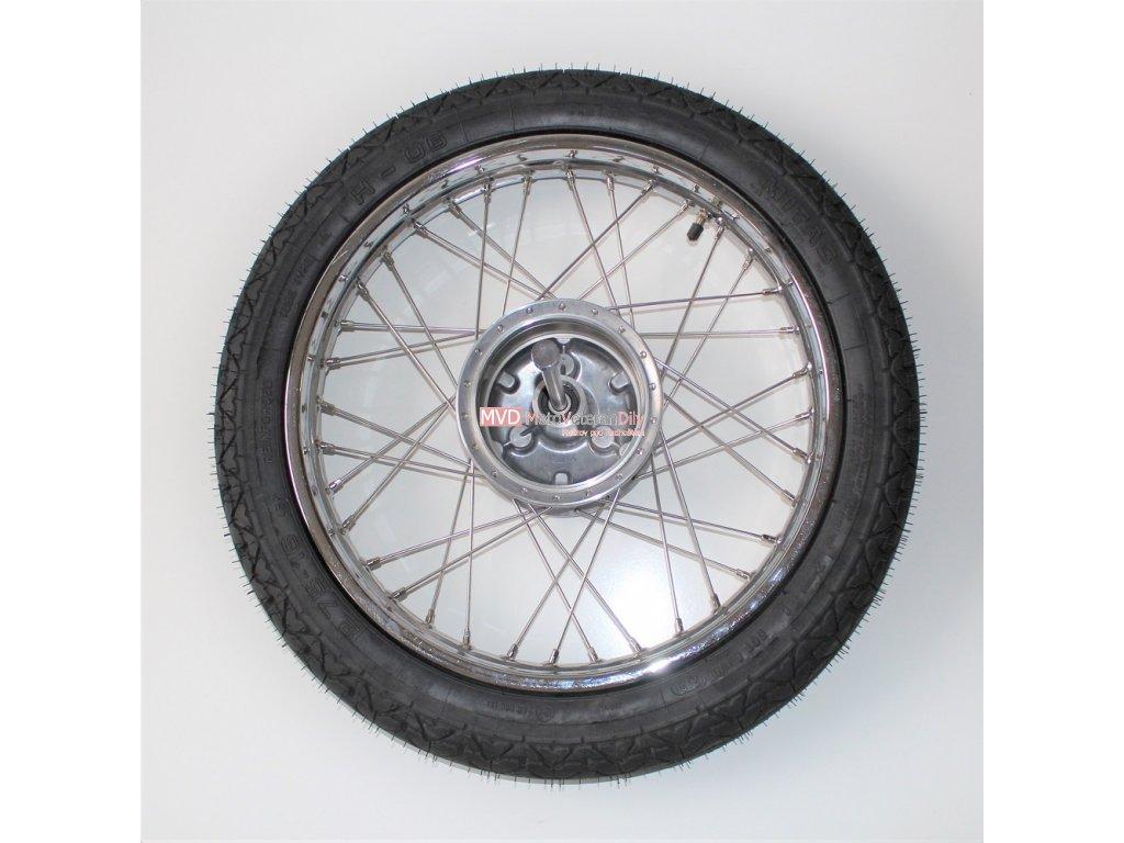 Kolo Pionýr přední s pneu Mitas