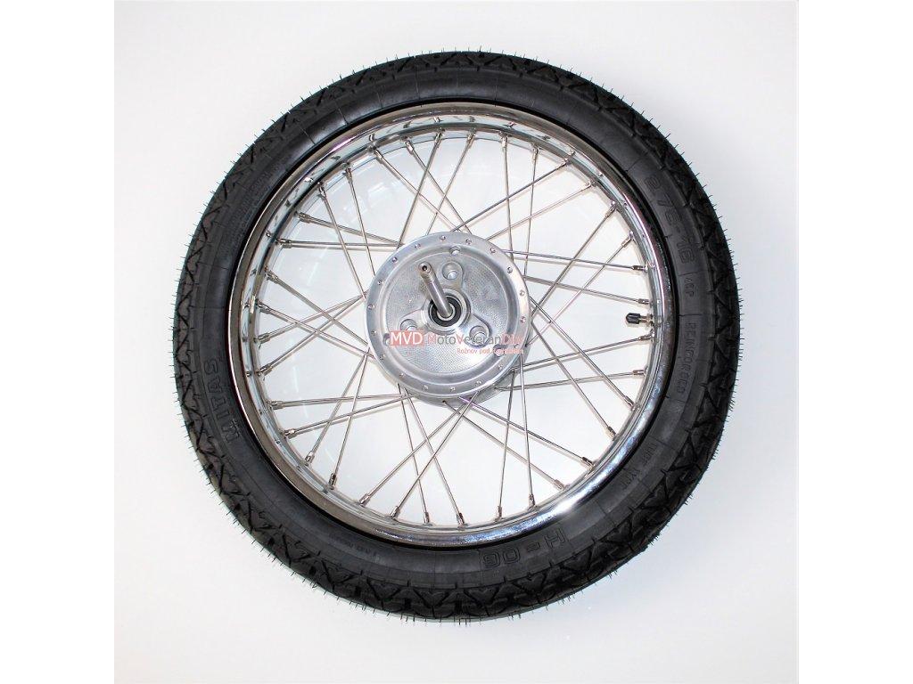 Kolo Pionýr zadní s pneu Mitas