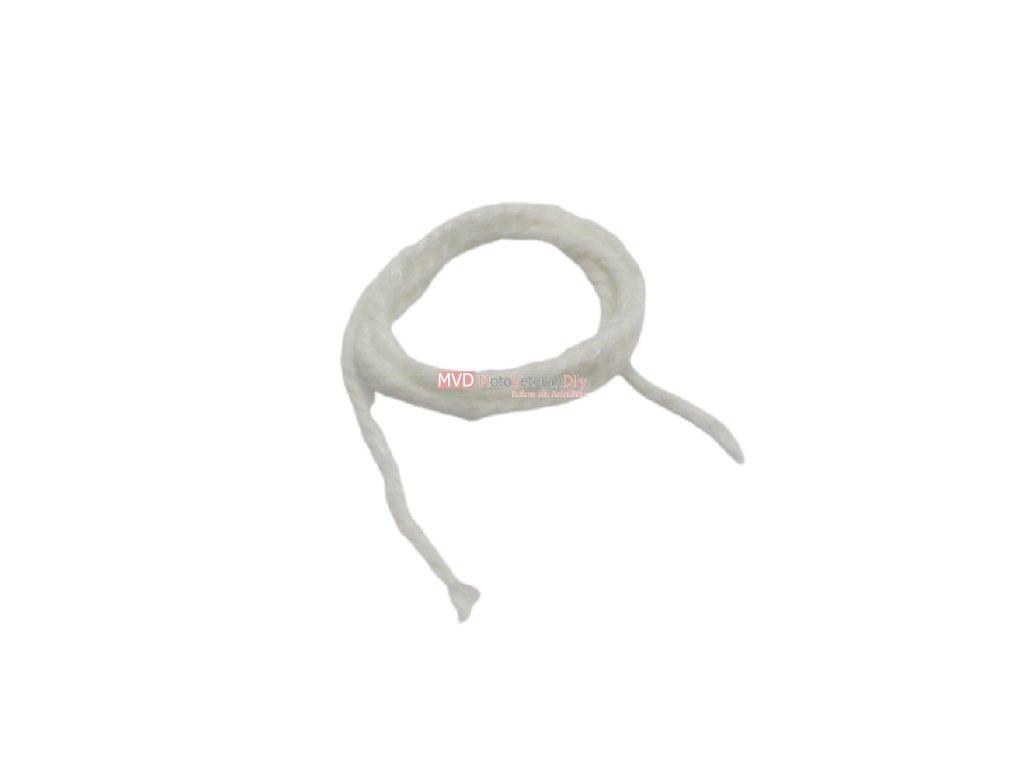Těsnící šňůra kolen výfuků (délka 0,5m)