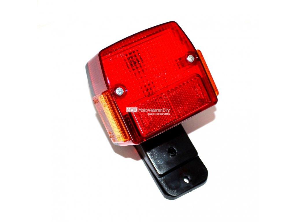 Světlo zadní Babetta 210 - (s držákem na blatník)