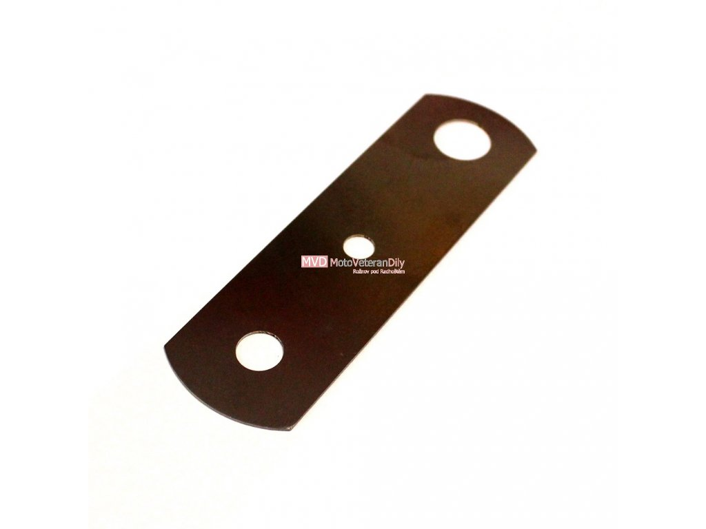 Držák klaksonu JAWA a ČZ třiděrový - (planžetový plech 0,5 mm)