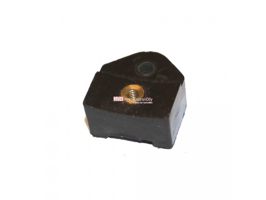 Bakelitový držák kondenzátoru na Dynamo