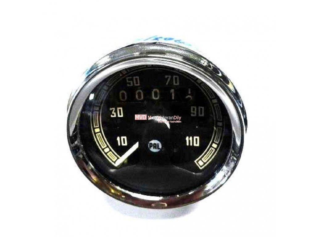 Tachometr do 110 km/h - (ČEZETA)