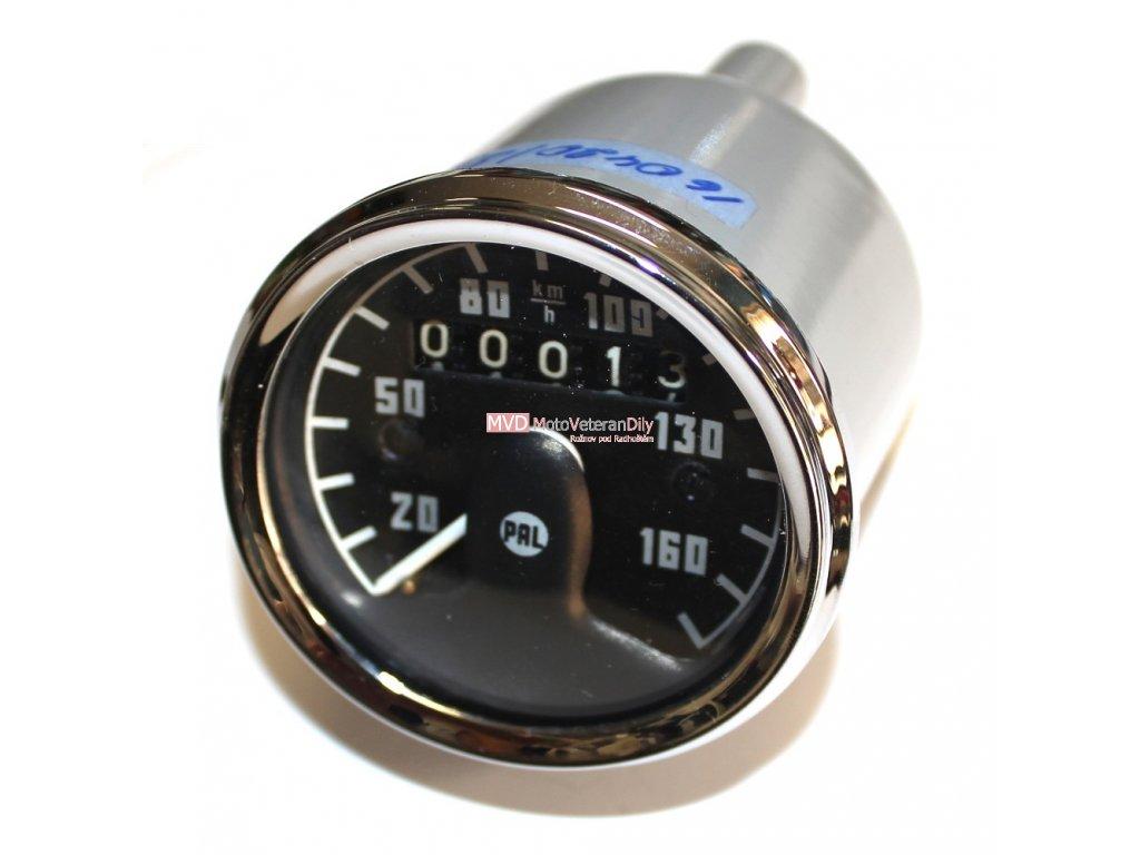 Tachometr do 160 km/h - (CALIFORNIA)