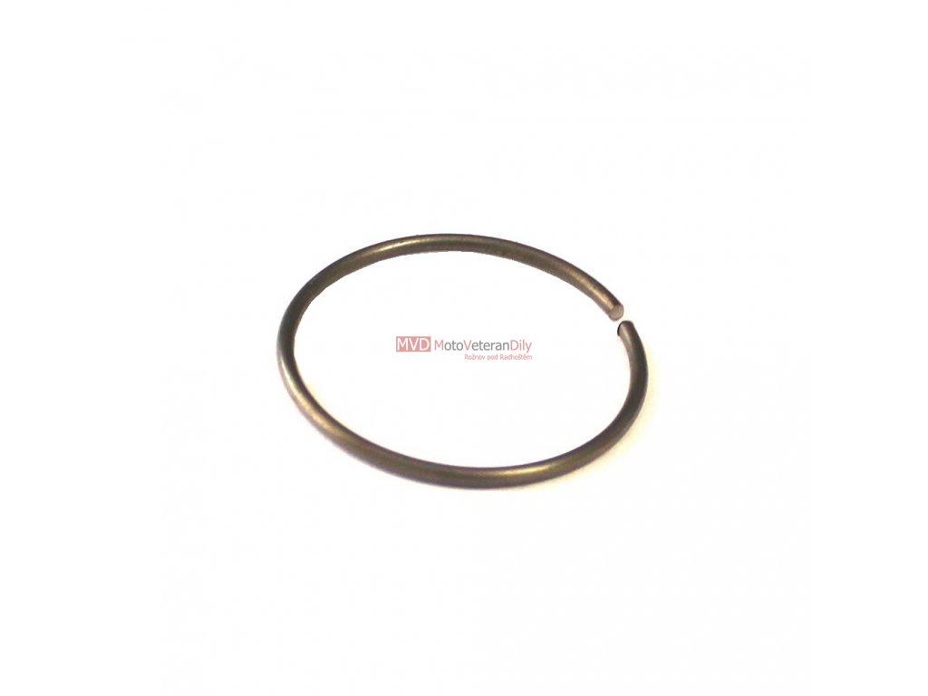Zajištění vložky předního tlumiče Jawa - Čz (kroužek)