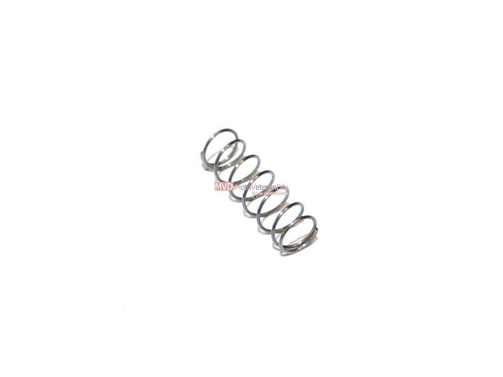 Pružina plnícího kolíku plovákové komory pro karburátory 2922, 2924 a 2926 monoblok