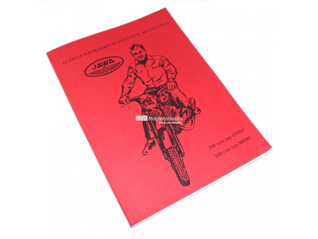 Katalog náhradních dílů Panelka 250, 350