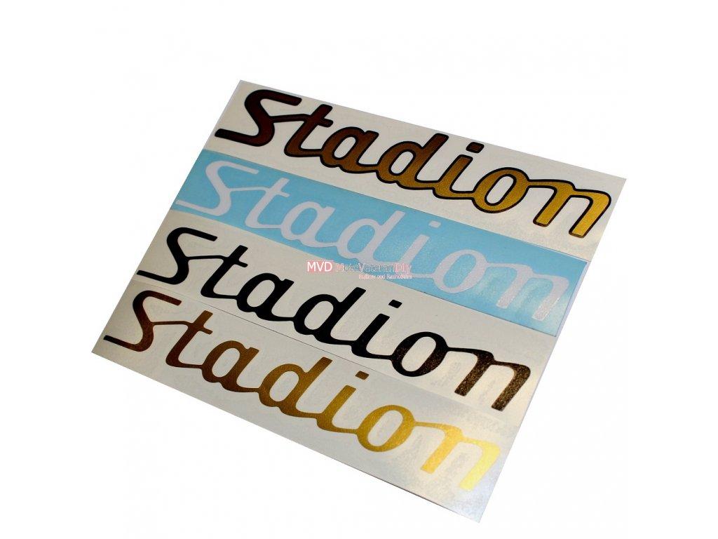 Nálepka Stadion