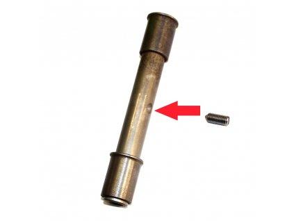 Červík pro zajištění čepu zadní kyvné vidlice ČZ M8x20