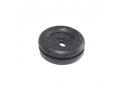 G. průchodka přední masky - PRO DVĚ LANKA - 3 MM drážka