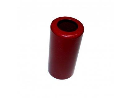 Kryt zadního tlumiče Jawa 6V  horní - červený