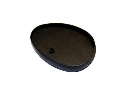 Gumová podložka zadního světla KAPKA - (černá)