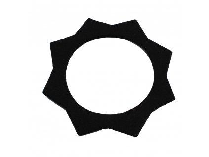 Filc zátky nádrže - hvězdice