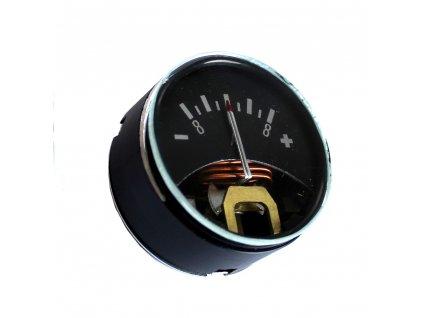 Ampermetr 8A - (ukostření na mínus)