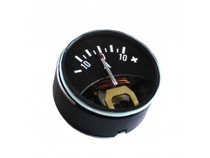 Ampermetr 10A - (ukostření na plus)