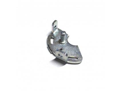 Deska zapalování Pérák 350, Jawa 500 OHC - (bez držáku filcu)