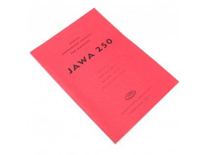 Katalog náhradních dílů Pérák 250, 350 (ročník 1951-1952)