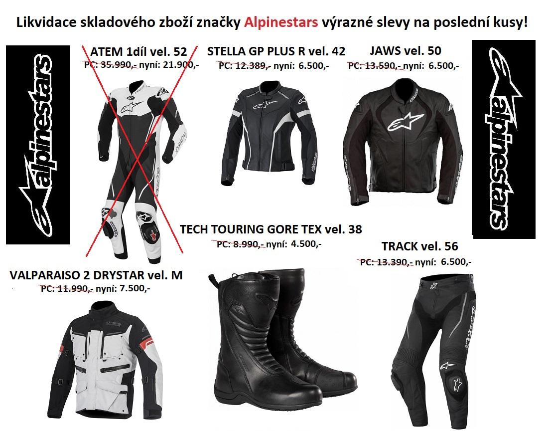 AKCE ALPINESTARS 2