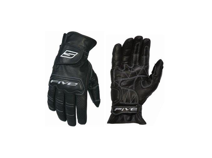 Moto rukavice FIVE SPORT GLOVE černé M