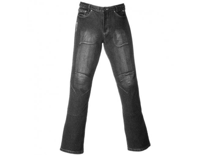 Dámské kevlarové moto kalhoty RICHA KEVLAR JEANS černé