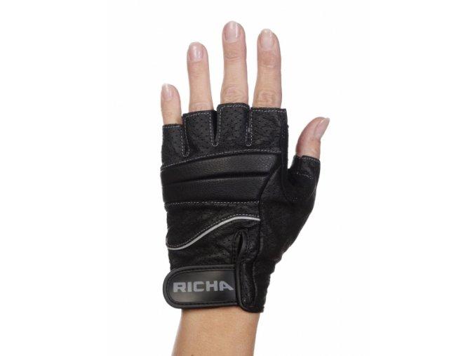 Moto rukavice RICHA MITAINE bezprstové