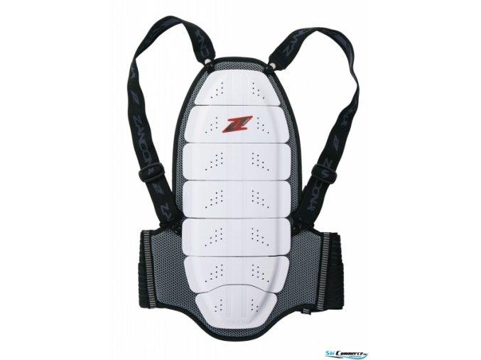 Chránič páteře ZANDONA SHIELD EVO X7 bílý 1207