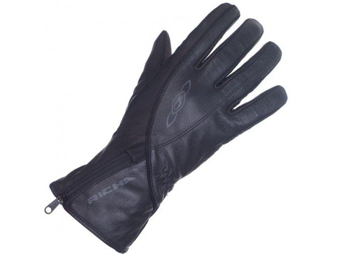 Dámské moto rukavice RICHA SUMMER LILLY černé