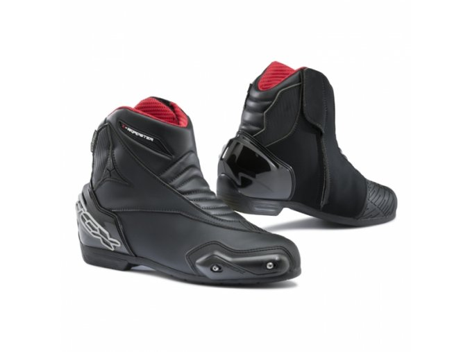Moto boty TCX X-ROADSTER WaterProof černé
