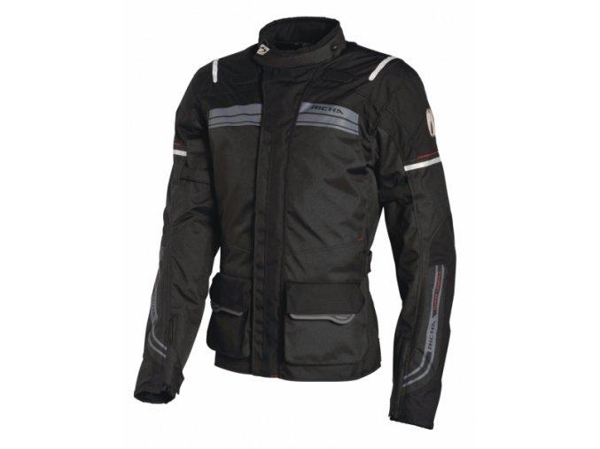Moto bunda RICHA PHANTOM černá