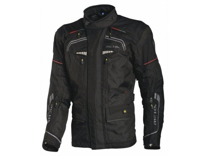Dámská moto bunda RICHA INFINITY černá